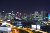 Bangkok trafik — Stockfoto