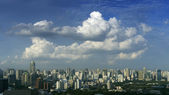 Bangkok city view — Stock Photo