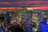 Bangkok night view — Stock Photo