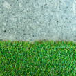 Artificial grass. — Stock Photo #34443179