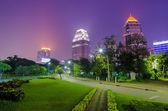 Lumpini Park — Stock Photo