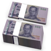 Thailand banknotes — Stock Photo