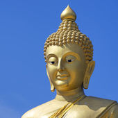 Buddha statues — Stockfoto