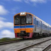 Train — Stockfoto