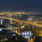 Mega Bridge — Stock Photo