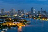 Bangkok city view — Stock Photo
