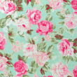 Fabric Rose Pattern — Stock Photo #38939205