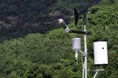 Wind speed measurement — Stock fotografie