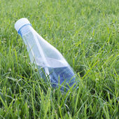 бутылки для воды — Стоковое фото