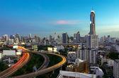 曼谷交通 — 图库照片