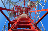 Telecommunication tower — Stock Photo