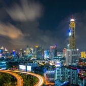 Bangkok verkeer — Stockfoto