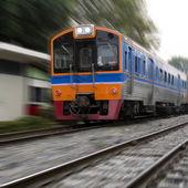 Passagierstrein — Stockfoto
