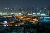 Bangkok traffic. — Stock Photo
