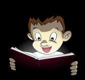 Magical Book — Stock Vector