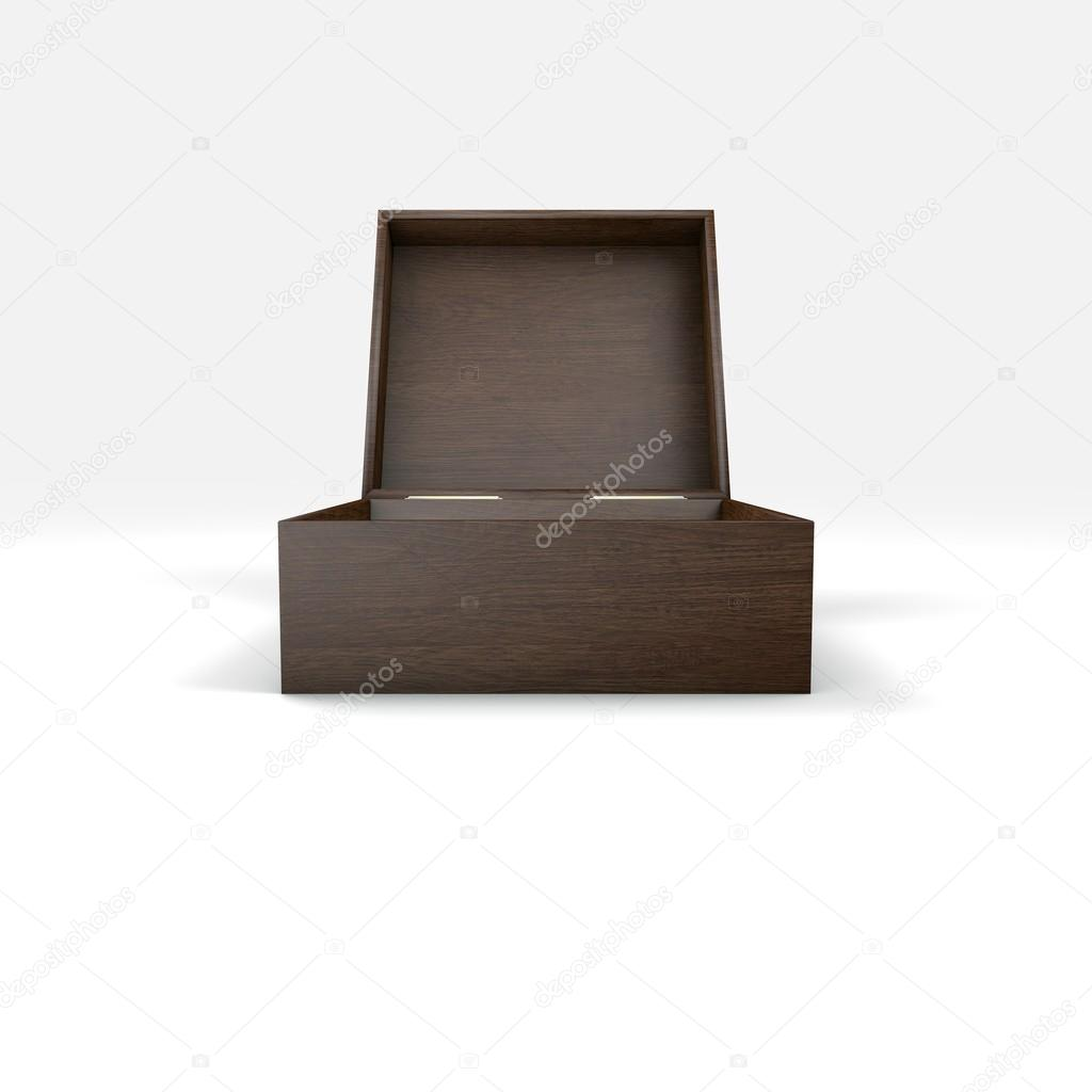 3d box with different color and angle — Stock Photo #12547029