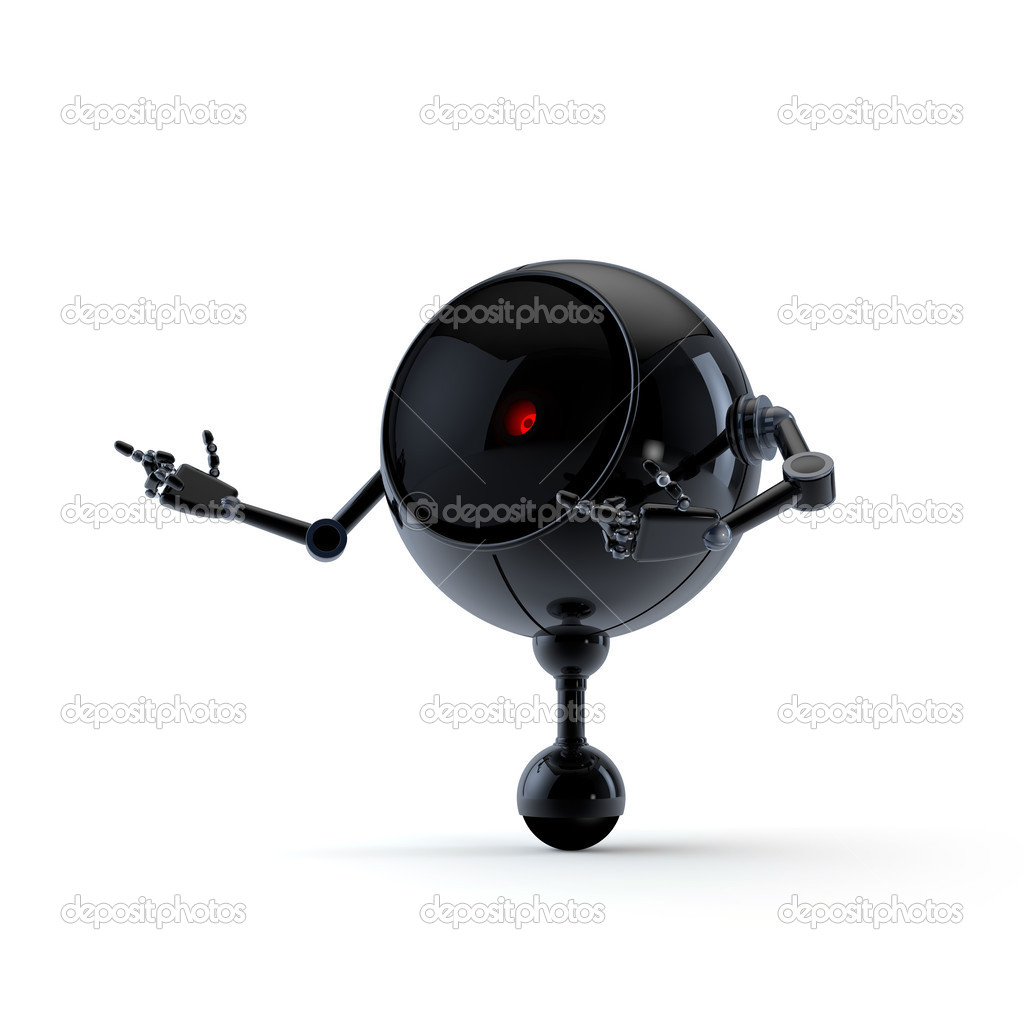 High Quality Robot Collection — Stock Photo #12592535