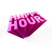 Happy Hour! — Stock Photo