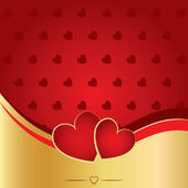 Valentine background — 图库矢量图片