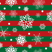 Xmas pattern — Stockvektor