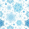 snowflake pattern — Stock Vector