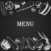 Restaurant menu 7 — Stockvektor