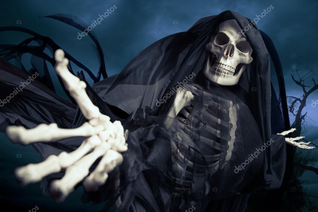 grim reaper angel of death � stock photo 169 fergregory
