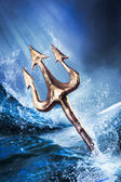 Poseidon's Trident — Stock Photo