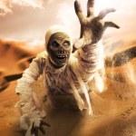 Постер, плакат: Scary mummy