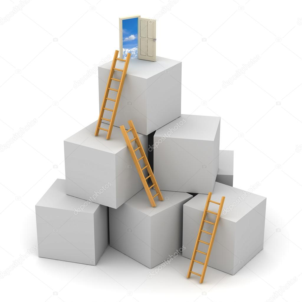 ladder of success As you climb the ladder of success, check occasionally to make sure that it is leaning against the right wall success- inspirational quotes & pictures.