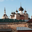 Solovetsky Monastery - architectural ensemble Solovetsky Kremlin — Stock Photo