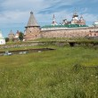 Solovetsky Monastery - architectural ensemble Solovetsky Kremlin — Foto de Stock