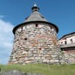 Stock Photo: Solovetsky Monastery. Korozhnaytower