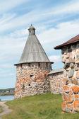 Solovetsky Monastery — Stock Photo