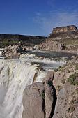 Shoshone falls — Stockfoto