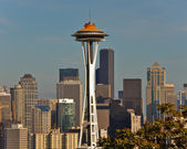 Downtown Seattle — Stock Photo