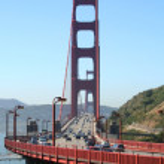 Golden Gate Bridge San Francisco — Stock Photo #11778125