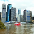 Riverside Brisbane — Stock Photo
