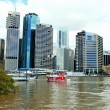 Royalty-Free Stock Photo: Riverside Brisbane