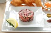 Steak Tartare — Stock Photo