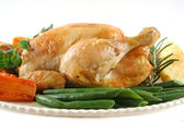 Roast Chicken — Foto Stock