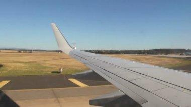 Passenger Jet — Stock Video