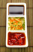 Asian Condiments — Foto Stock