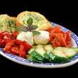 Stock Photo: Chargrilled Vegetables