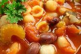 Minestrone Soup — Stock Photo