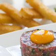 Royalty-Free Stock Photo: Steak Tartare