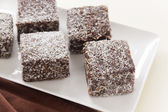 Aussie Lamingtons — Stock Photo