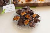 Chocolate Honeycomb — Stock Photo