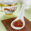Sweet Chilli Sauce — Stock Photo