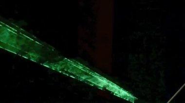 Laser Light — Stock Video